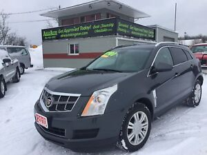 2010 Cadillac SRX Luxury Collection ALL WHEEL DRIVE