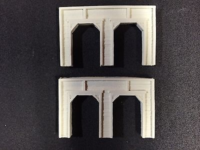 Tunnel Portal, Timber Double Track, N Scale, used for sale  Independence