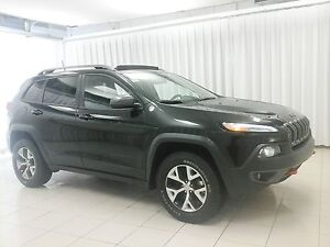 2016 Jeep Cherokee COME CHECK OUT THIS BLACK BEAUTY!!! 4X4 TRAIL