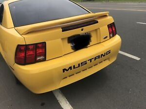 1999 35th Anniversary Edition Ford Mustang