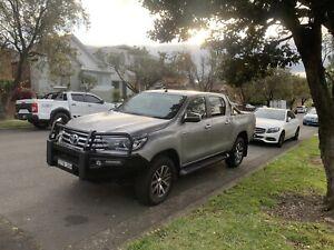 2017 Toyota Hilux Sr5 (4x4) 6 Sp Automatic Dual Cab Utility