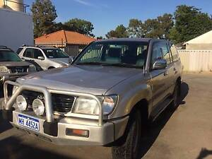 1999 Toyota LandCruiser Wagon St James Victoria Park Area Preview