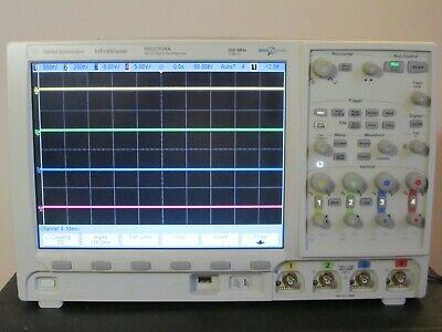 Keysight Agilent Technologies Mso7034a Mixed Signal Oscilloscope