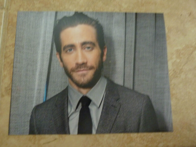 Jake Gyllenhaal Color 8x10 Picture Photo