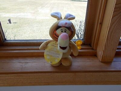 Disney Tigger Wearing Easter Costume Happy Hopper Wind-Up Toy NEW!!!](Wind Up Toy Costume)