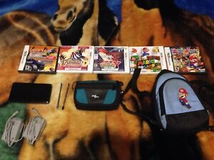Nintendo 3DS with games and more