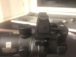 Scope for airsoft