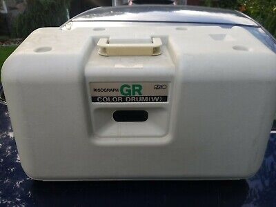 Risograph Gr Color Drums Black Hd Ink Gr 3770 Cylibder For Riso Printer