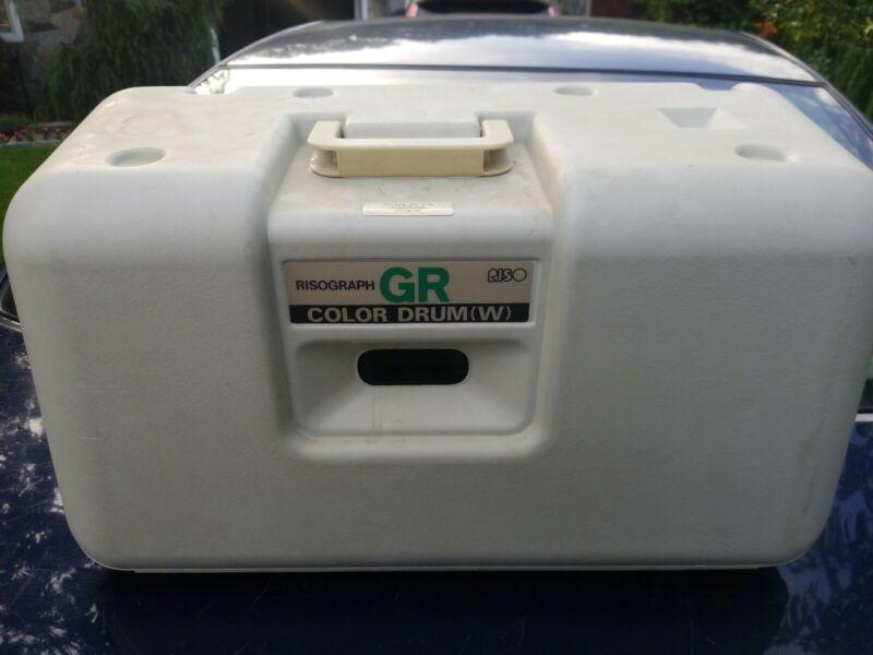 Risograph GR Color Drums BLACK HD INK GR 3770 cylibder for Riso Printer