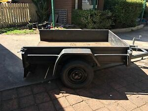 6x4 heavy duty trailer 750kg Bairnsdale East Gippsland Preview