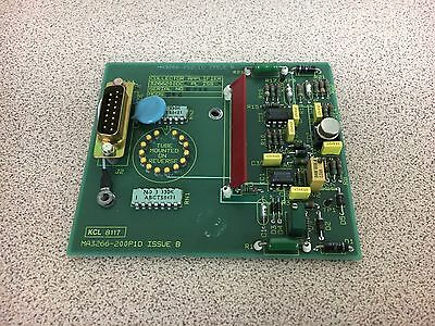 Ma3266-200dc Controller Amplifier