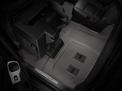 Weathertech Floorliner Mats For Chevy Suburban Gmc Yukon