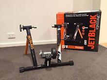 Stationary Bike - Exercise Bike - Jet Black S1 Sports Trainer Caulfield Glen Eira Area Preview