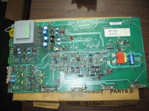 TRW Nelson 66-01-95 Control Board