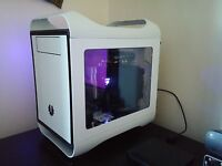 Bitfenix case with motherboard b85 gigabyte