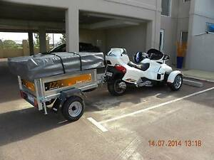Camper Trailer-Motorcycle Champion Lakes Armadale Area Preview