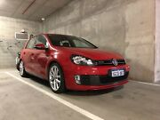 2011 VW Golf GTD Mk6 - WARRANTY East Perth Perth City Area Preview