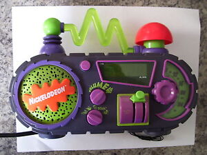 REDUCED Nickelodeon Time Blaster Alarm Clock/Radio