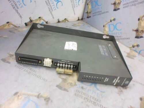 ALLEN BRADLEY 1772-SD2 SER A FV 4 3 A@5VDC REMOTE I/O SCANNER DISTRIBUTION PANEL