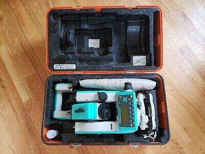 Nikon Dtm-520 Total Survey Station