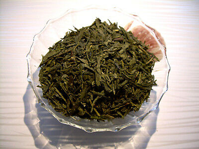 Tea Ultra Premium ORGANIC Green Sencha Loose Leaf Aged Loose Leaf Tea Natural (Organic Loose Tea)