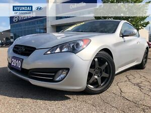 2010 Hyundai Genesis Coupe GT | 3.8L | A/T | LEATHER | ROOF |  N