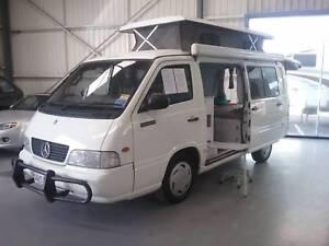 1998 Mercedes Islander Campervan Regency Park Port Adelaide Area Preview