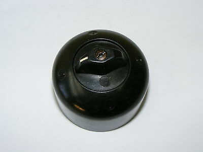 Old Bakelite Wall Light Switch Switch Ap Box Rotary Switch, Loft