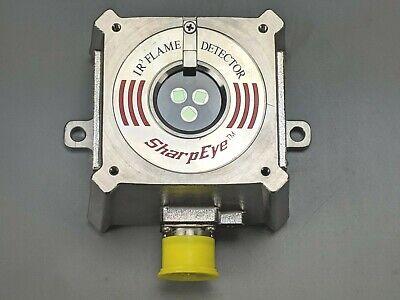 Sharp Ir Detector - SPECTREX OPTICAL FLAME DETECTOR SHARP EYE 20/20MI-32-S-F NEW, TRIPLE IR