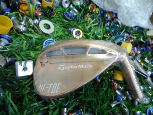 Taylormade TOUR ISSUE MG Hi-TOE 58.10  Sand Wedge Head 88VQX12UN5 Head Only
