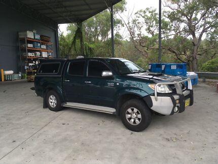 Toyota Hilux SR5 Turbo Diesel Werrington County Penrith Area Preview