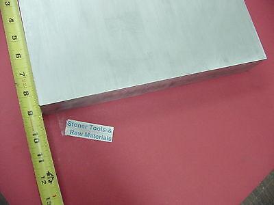 1 X 9 6061 Aluminum Flat Bar 9 Long T6511 Solid New Mill Bar Stock Plate