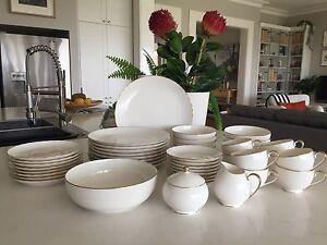 MIKASA gold crest, dinnerware Waurn Ponds Geelong City Preview