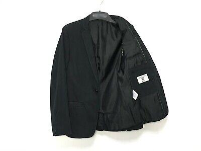 Vintage! Tiger of Sweden Men's Black Cotton Stretch Blazer Size S