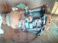 Borg Warner Velvet Drive 71C with 2.10:1 reduction. Very good working condition