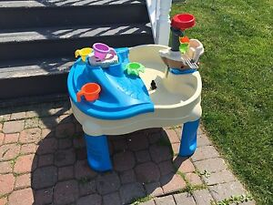 Kids Water & Sand Table