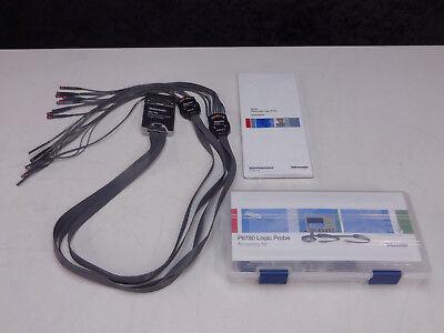 Tektronix P6780b 17 Channel Differential Input Logic Probe