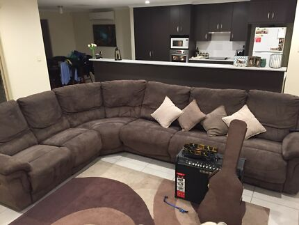 Modular Recliner sofa couch  Seaford Rise Morphett Vale Area Preview