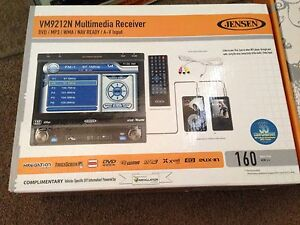 JENSEN Multimedia Receiver Berwick Casey Area Preview