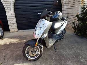 Scooter KYMCO 50CC $1100 or $950  Negotiable !!!!!!!!!!! Rochedale South Brisbane South East Preview