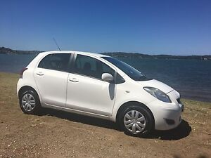 CAR QUICK SALE-Toyota Yaris 2010 Booragul Lake Macquarie Area Preview