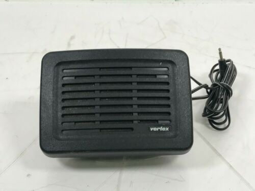 Vertex Yaesu MLS-100 Mobile Radio Communications Speaker