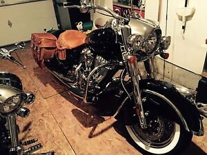 2014 indian chief vintage (sold waiting for final payment )