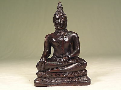 Thaibuddha - Buddha Thailand - thailändischer Buddha - Erdverbundenheit