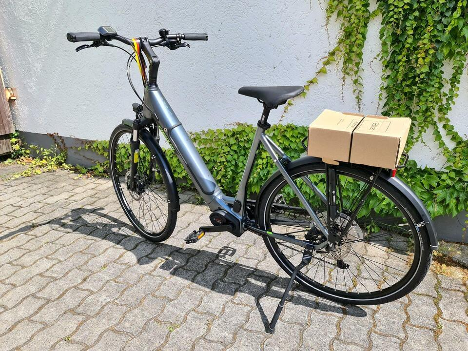 "Kreidler Eco 7 Sport CX, 85NM, Deore 10 Gang,500Wh, 28""/50cm in Beckum"
