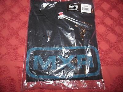 Dunlop MXR pedal T-Shirt size XL Extra Large NEW!!
