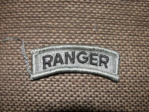 "Patch Arpat Original Army US "" Ranger "" New"