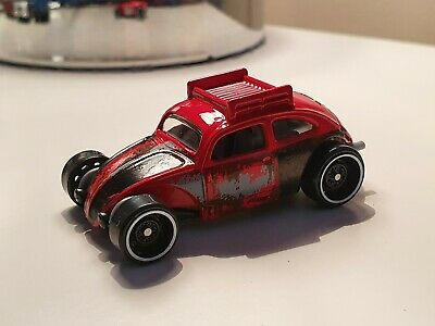 Hot Wheels Custom Volkswagen Beetle