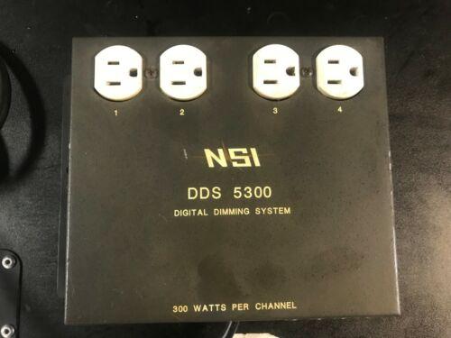 NSI DDS 5300 Lighting relay