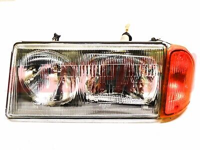 Unit Headlight Left Light Beacon + Indicator Lancia beta Trevi Original Siem